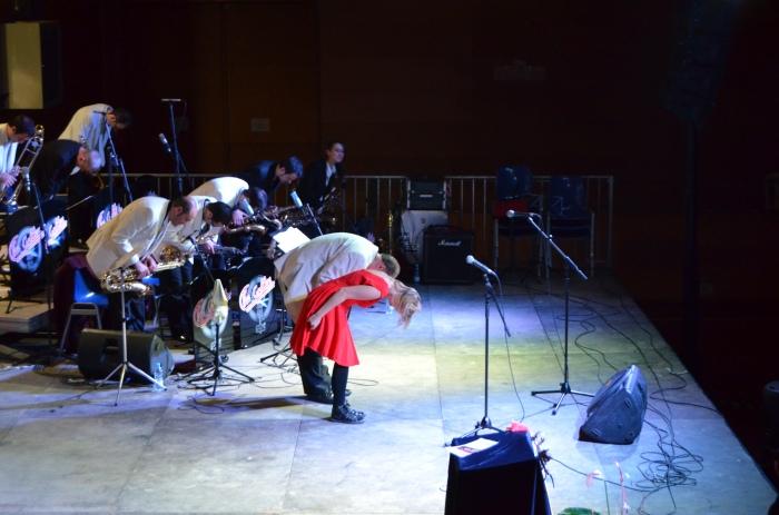 golden big band